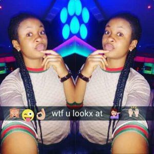 Bamenda Slay Queen