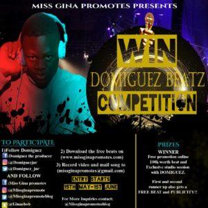 Domiguez Beat Competition