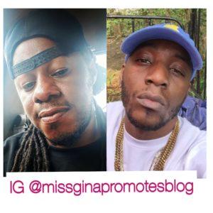 Cameroonian Rappers, Jovi and Maahlox Spreading Positive Vibes! Maahlox Replies Jovi's Tweet… – MissGinaPromotes