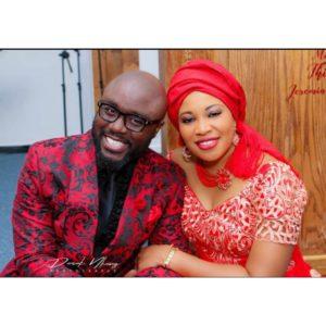 Vumomsé and wife