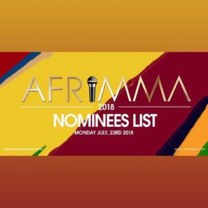 Afrimma Nominees List