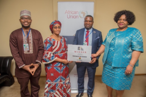 5TH AFRIMA; AU UNVEILS REPUBLIC OF GHANA AS HOST COUNTRY.