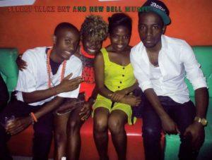 Throwback Thursday: Mel B Akwen, Reniss and Jovi